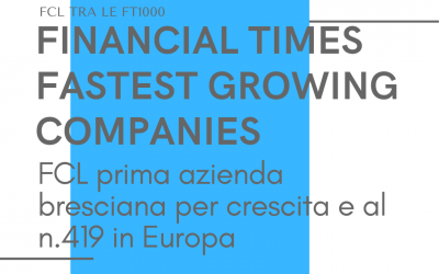 Super News Startiamo: Financial CLab tra le 1000 scelte dal Financial Times
